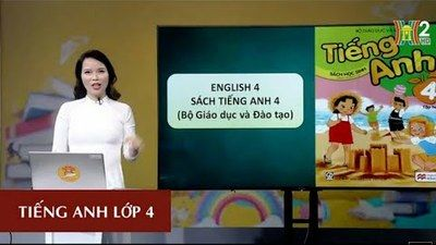 MÔN TIẾNG ANH - LỚP 4 | UNIT 15: WHEN'S CHILDREN'S DAY? - LESSON 2 | 19H45 NGÀY 23.04.2020 | HANOITV