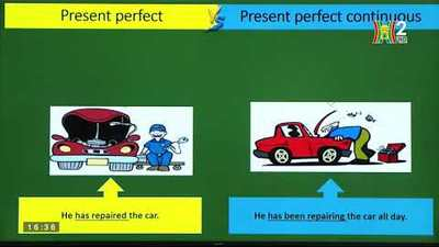 Tiếng anh lớp 11: Consolidation Lesson3 Present perfect, Present perfect continuous past simple, past perfect (16h30 ngày 12/6/2020)